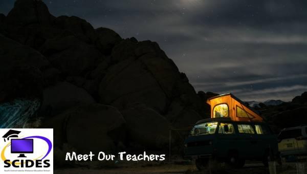 Meet Our Teachers - Cory Hart